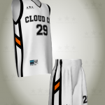 Cloud Coe Basketball Uniforms